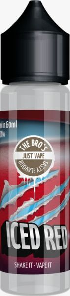 The Bro's Aroma Ice Red 10ml