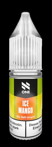 N One NicSalt Mango Ice 10ml