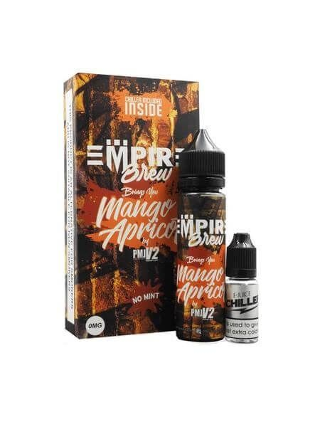 Empire Brew Mango Apricot 50ml