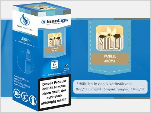 InnoCigs Milli Liquid 10ml