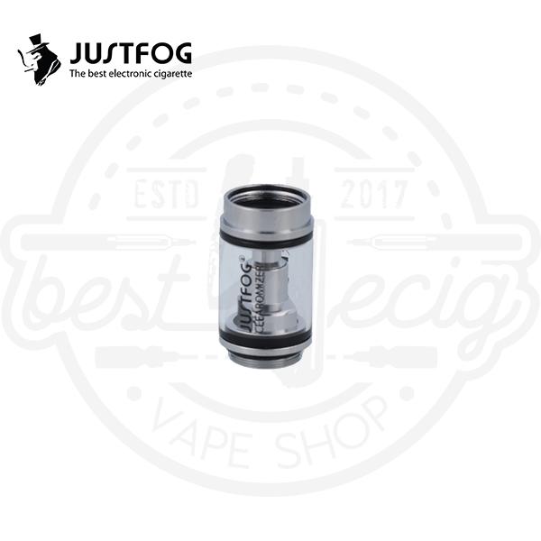 JustFog Q16 Pro Ersatzglas Inkl. Metallsockel