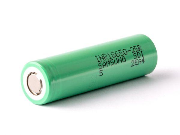 Samsung INR18650 25R 2500mAh
