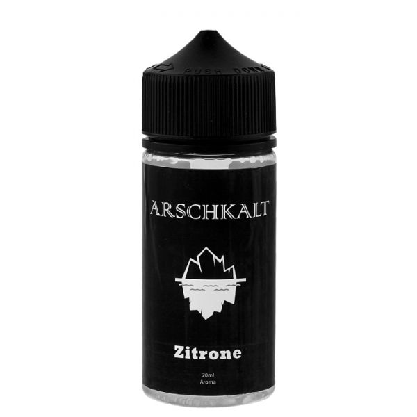 Arschkalt Aroma Zitrone 20ml