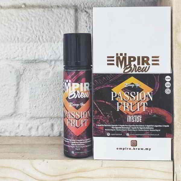 Empire Brew Passion Fruit 50ml