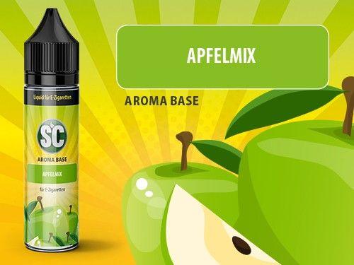SC Liquids Apfelmix 50ml