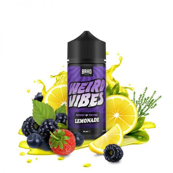 BRHD Weird Vibes Aroma Berrythyme 20ml