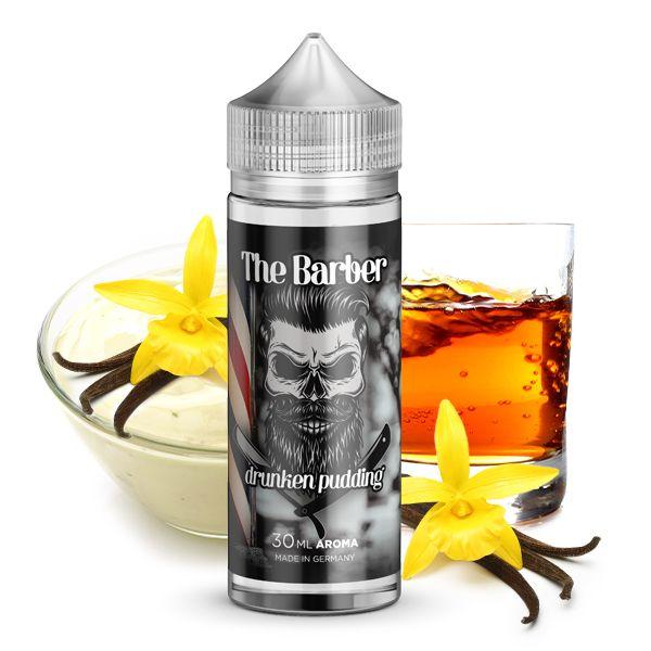 Kapka´s The Barber Aroma Drunken Pudding 30ml