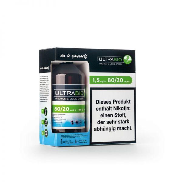 Ultrabio Basen Bundle 80/20