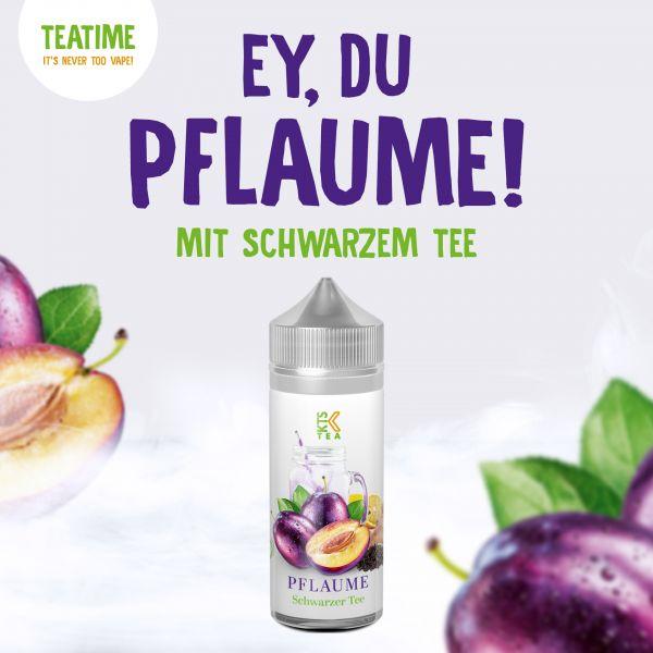 KTS Pflaume Schwarzer Tee Aroma 30ml