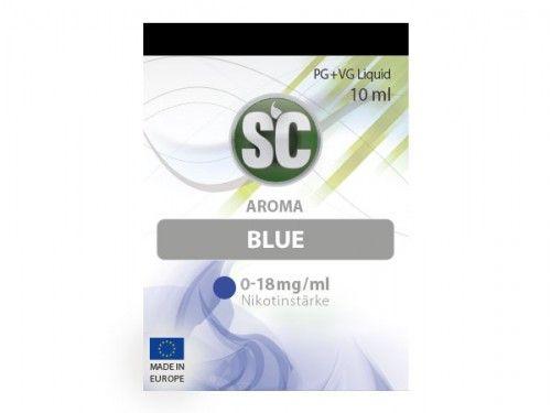 SC E-Liquid Blue 10ml