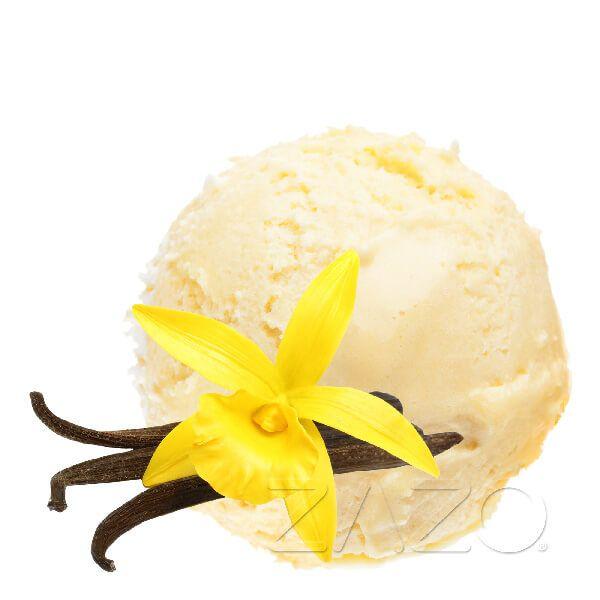 Zazo E-Liquid Vanilla Icecream 10ml