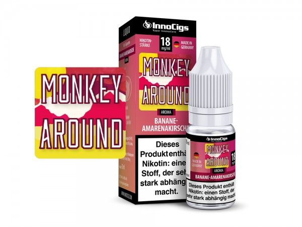 InnoCigs Monkey Around Liquid 10ml