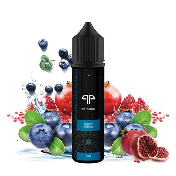 Professor Puff Aroma Blueberry Pomegranate 15ml