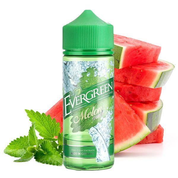 Evergreen Melon Mint 30ml