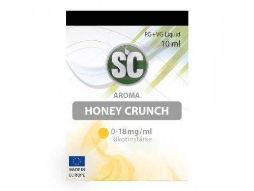 SC E-Liquid Honey Crunch 10ml