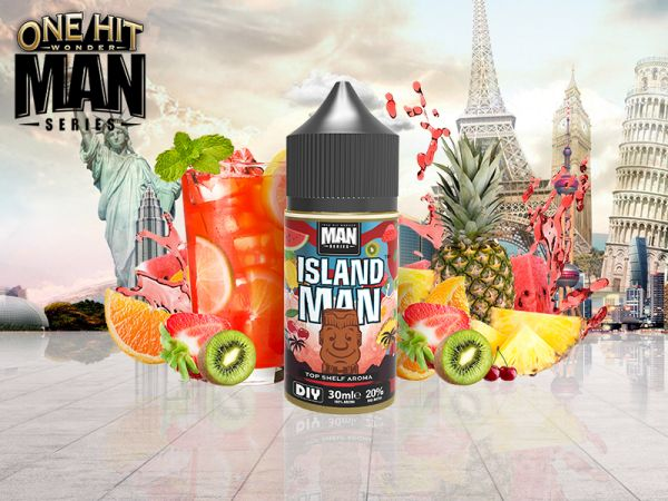 One Hit Wonder Aroma Island Man 30ml