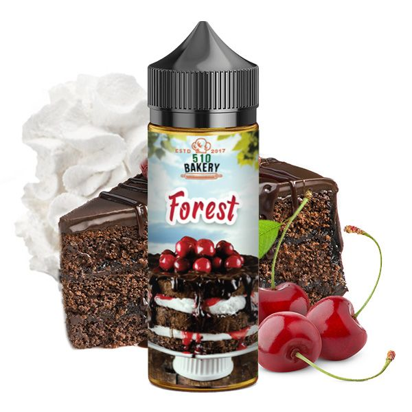 510 Cloudpark Aroma Forest Bakery 20ml