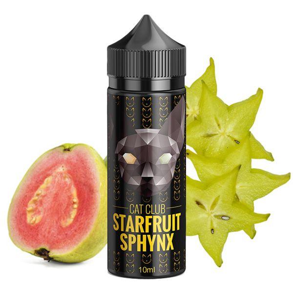 Cat Club Aroma Starfruit Sphynx