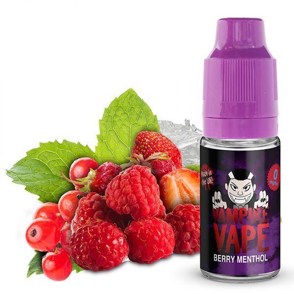 Vampire Vape Berry Menthol 10ml