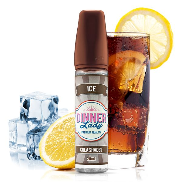 Dinner Lady Ice Aroma Cola Shades 20ml