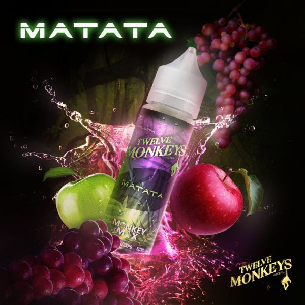 Twelve Monkeys Matata 50ml