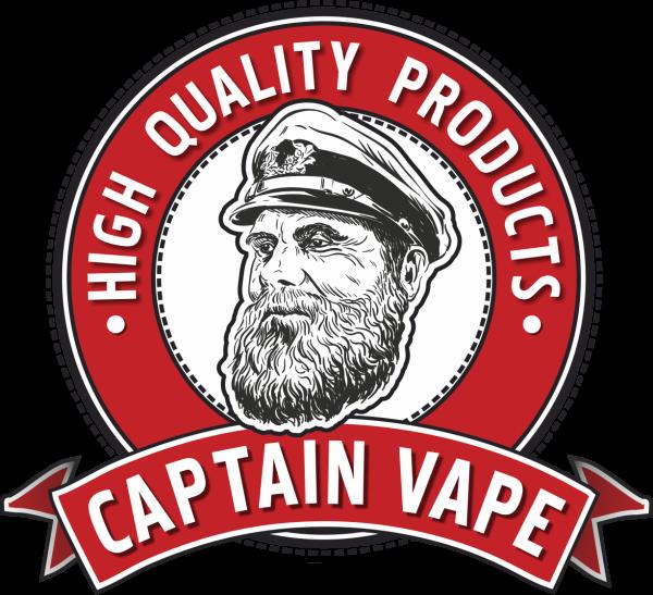Captain Vape Berry Blast 10ml