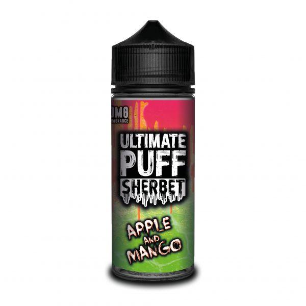 Ultimate Puff Sherbet Apple & Mango 100ml