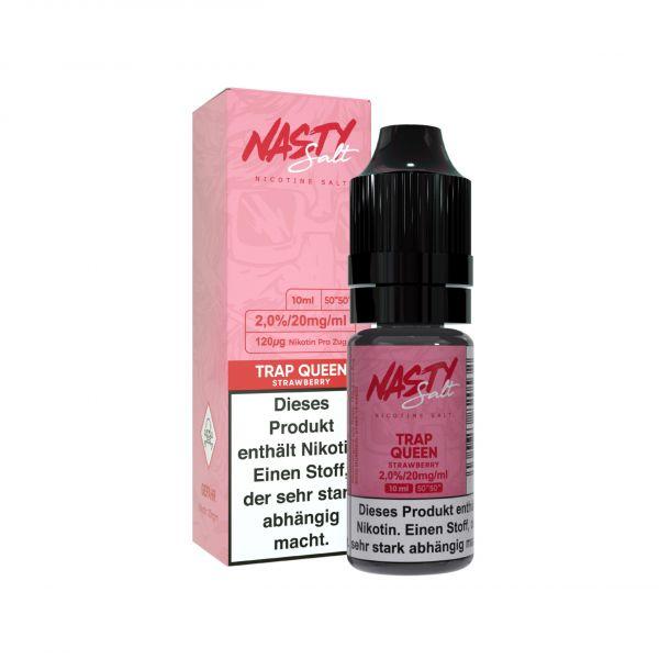 Nasty Juice NicSalt Trap Queen 10ml