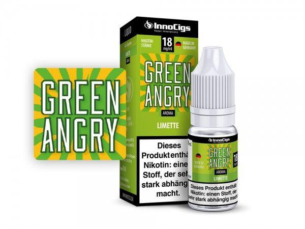 InnoCigs Green Angry Limette Liquid 10ml