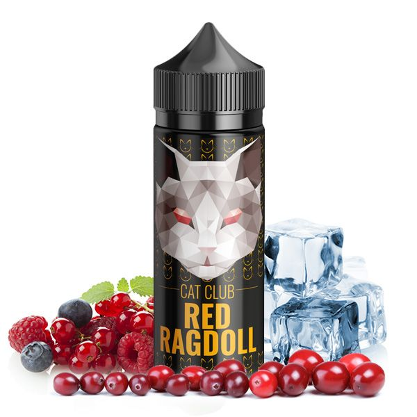 Cat Club Aroma Red Ragdoll 10ml