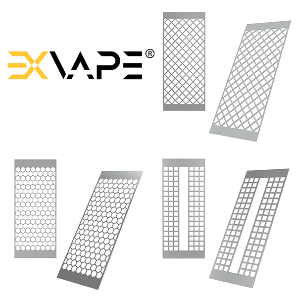 eXvape eXpromizer TCX Sieb Coils
