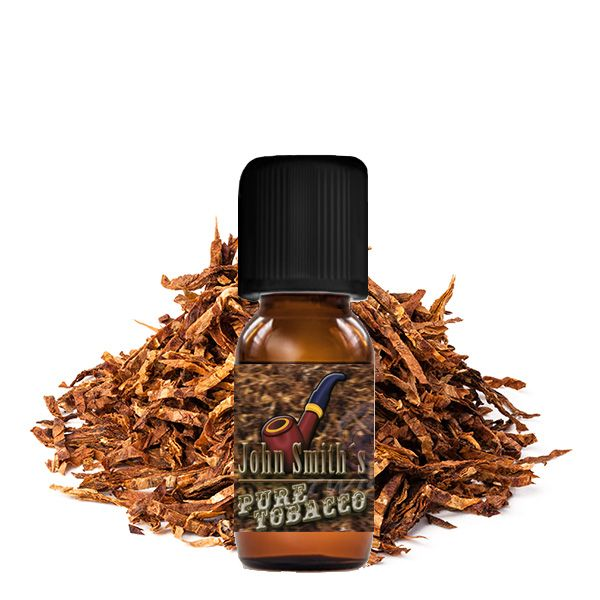 Twisted John Smith's Blended Pure Tobacco 10ml