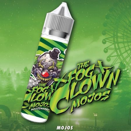 The Fog Clown - Mojos 50ml