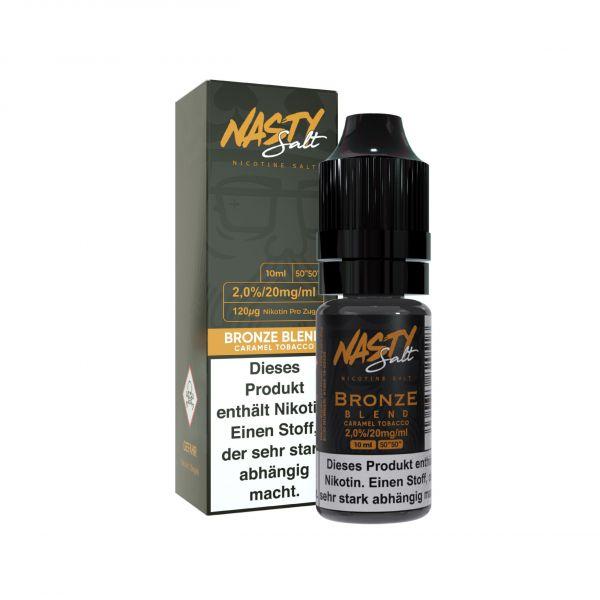Nasty Juice NicSalt Bronze Blend 10ml