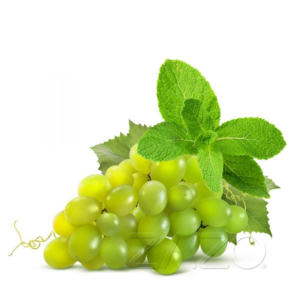 Zazo E-Liquid Grape Mint 10ml