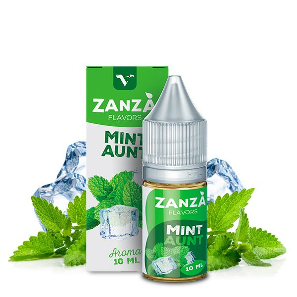 Zanza Flavors Aroma Mint Aunt 10ml