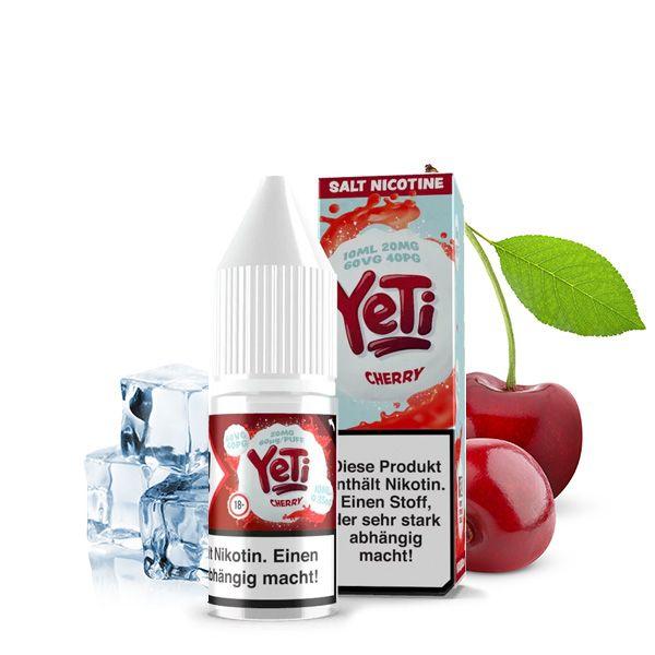 Yeti NicSalt Cherry 10ml