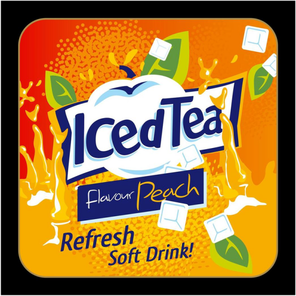 Dark Burner Iced Tea Pfirsich Aroma 10ml