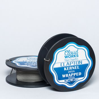 CloudWorks 5 Meter Kanthal Clapton Wire