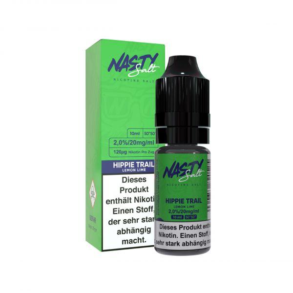 Nasty Juice NicSalt Hippie Trail 10ml