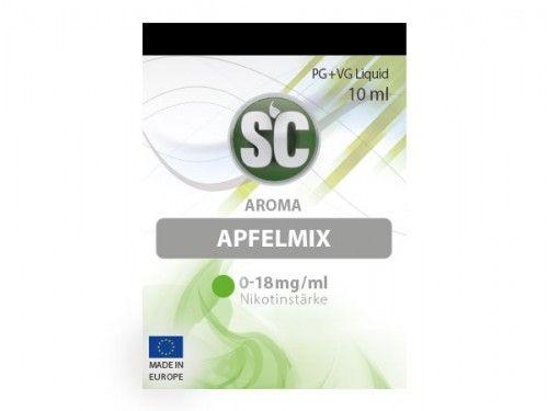 SC E-Liquid Apfelmix 10ml