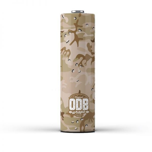 Original 18650 ODB Wrap - Desert - 4er Pack