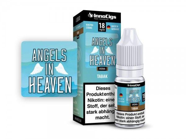 InnoCigs Angels In Heaven Tabak Liquid 10ml