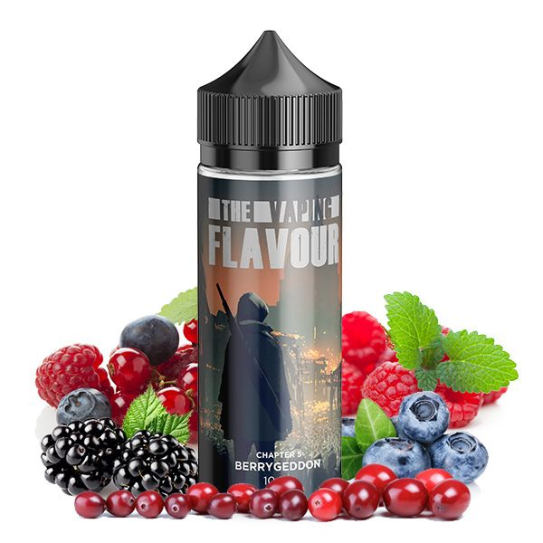 The Vaping Flavour Berrygeddon 10ml Aroma
