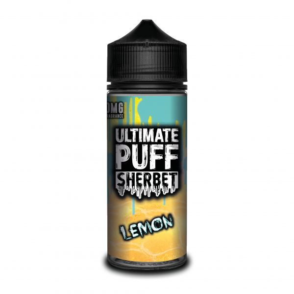 Ultimate Puff Sherbet Lemon 100ml