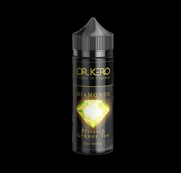 Dr. Kero Diamonds Aroma Pfirsich Grüner Tee 20ml