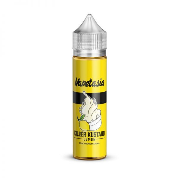 Vapetasia Aroma Killer Kustard Lemon 15ml