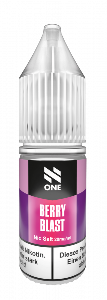 N One NicSalt Berry Blast 10ml