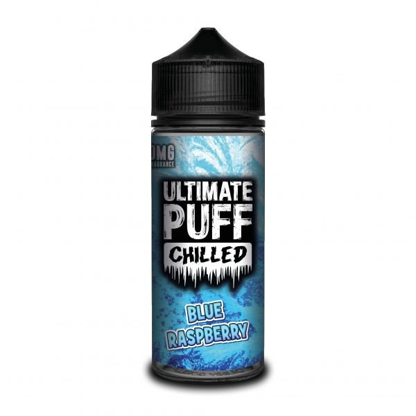 Ultimate Puff Chilled Blue Raspberry 100ml