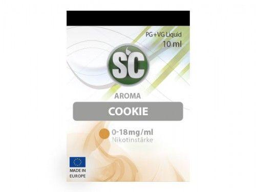 SC E-Liquid Cookie 10ml